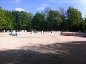 Ashwood Farm riding arena
